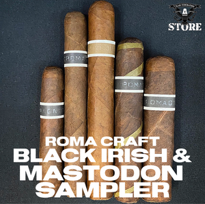 RoMa Craft BLACK IRISH & MASTODON Sampler