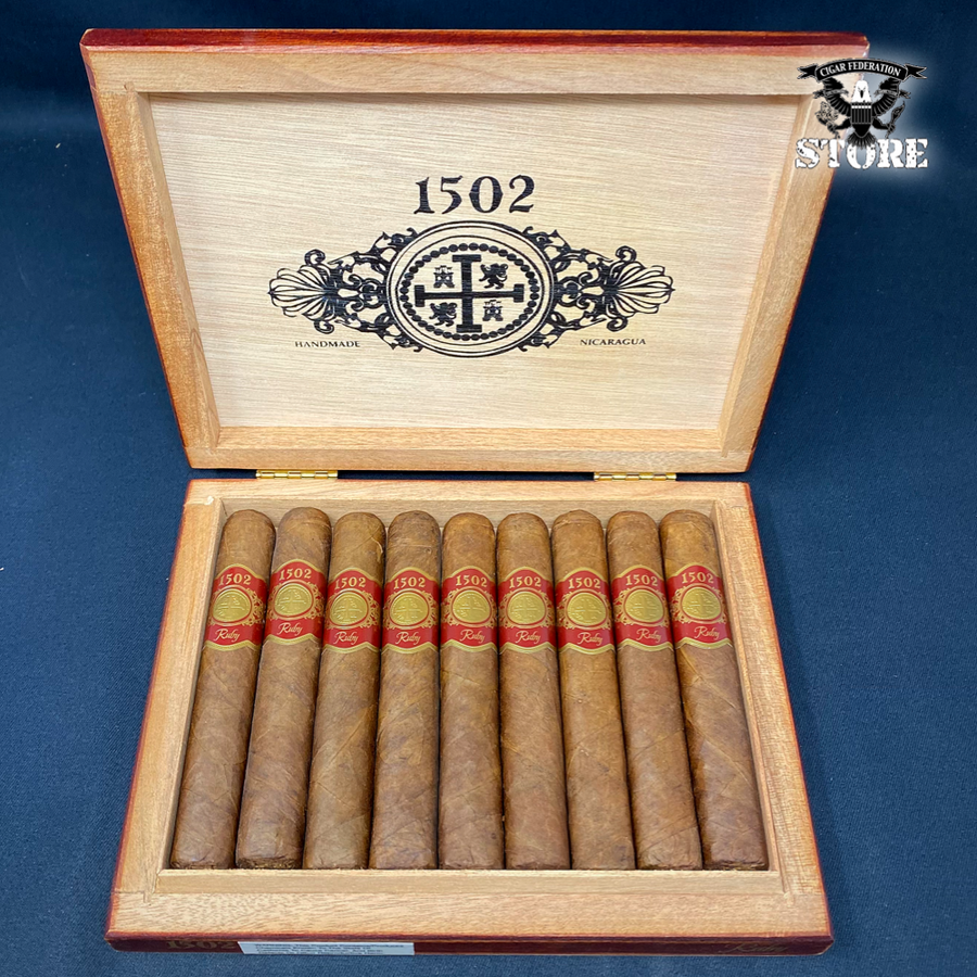 1502 Cigars Ruby