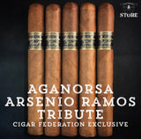 Aganorsa Arsenio Ramos Tribute-CigFed EXCLUSIVE