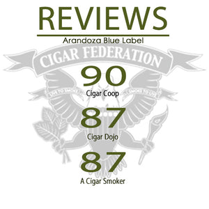 Arandoza Blue Label Reviews