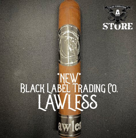 *NEW* Black Label Trading Company LAWLESS