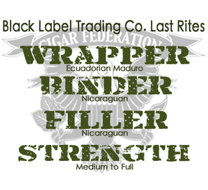 Black Label Trading Last Rites
