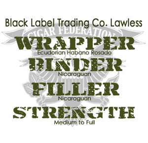 Black Label Trading Lawless