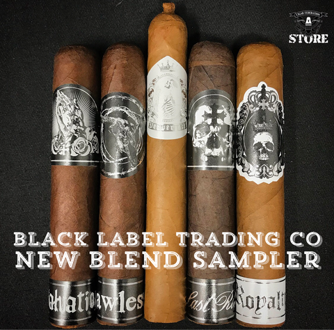 Black Label Trading Co. NEW BLEND Sampler