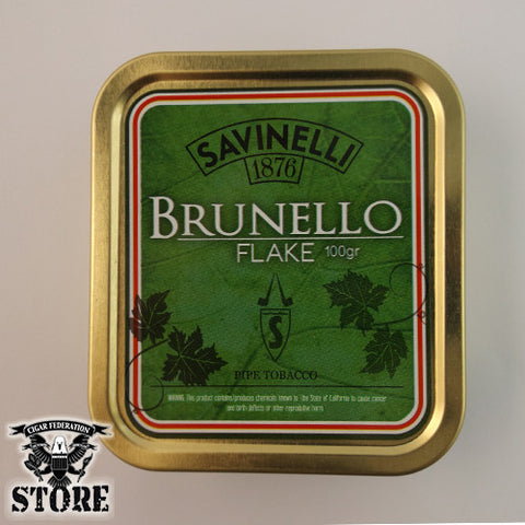 Savinelli Brunello Flake