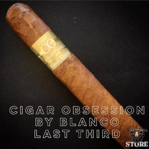 Cigar Obsession by Blanco Final Third