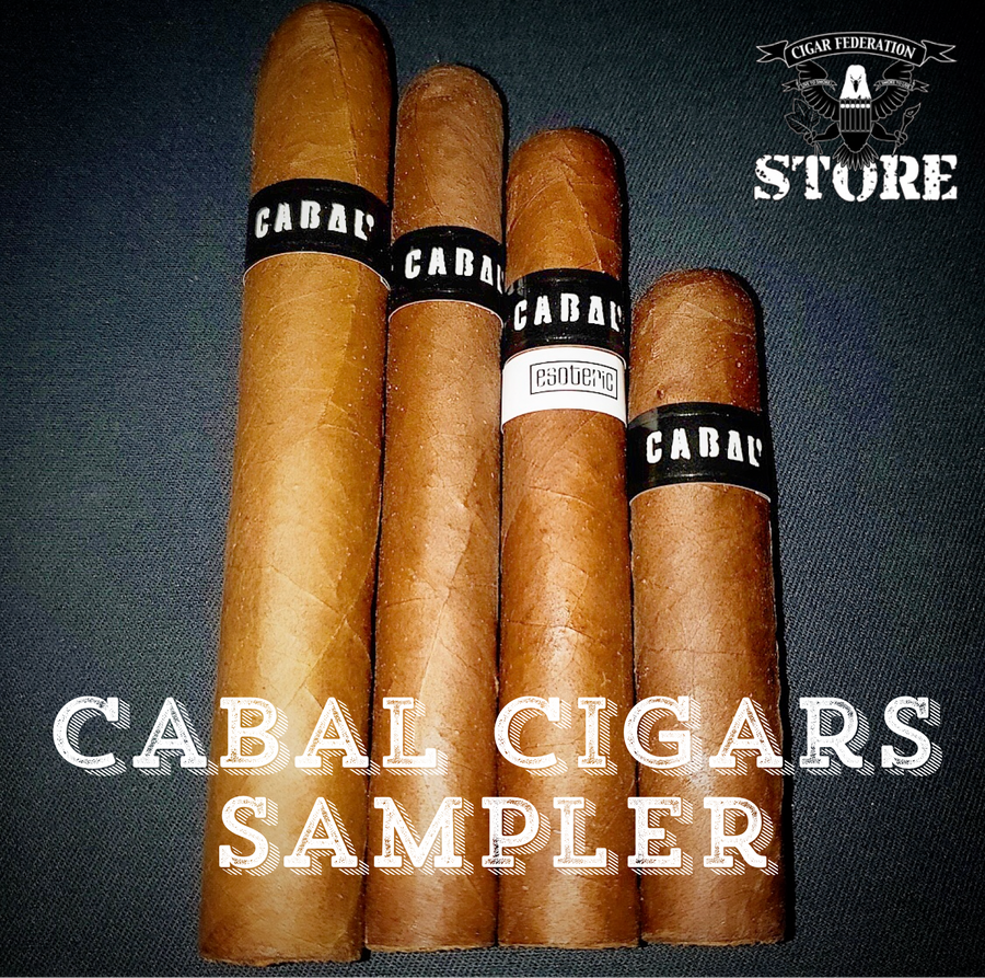 Cabal Cigars Sampler