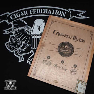 Crowned Heads Six Shooter Sampler