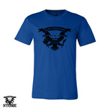 Cigar Federation Shirt Blue
