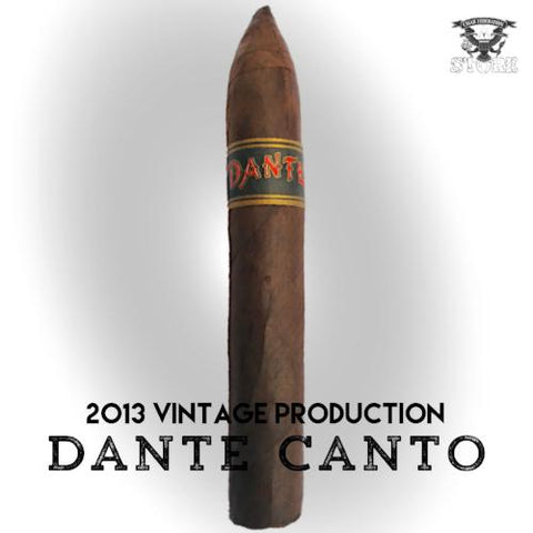 Dante Canto: 2013 Production