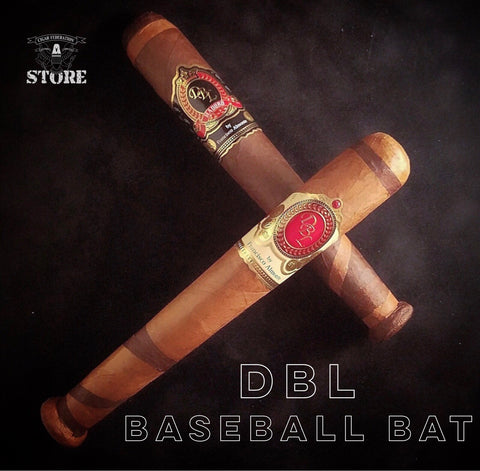 Dominican Big Leaguer Cigar Bats