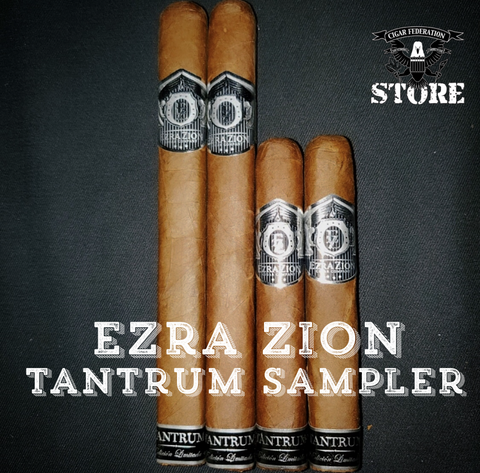 Ezra Zion TANTRUM Sampler
