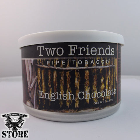 Two Friends English Chocolate