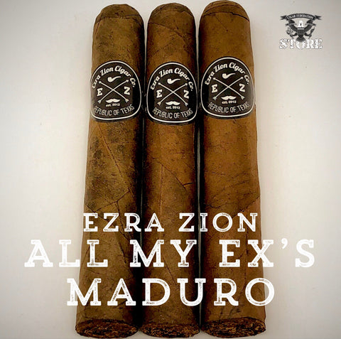 Ezra Zion All My EX's Maduro