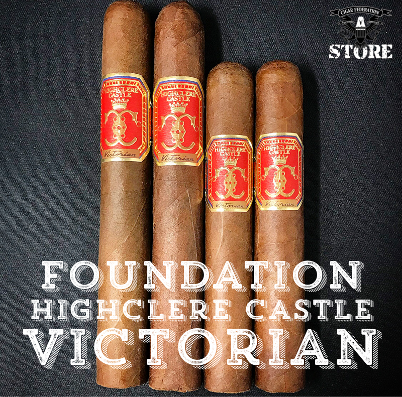 Foundation Highclere Castle VICTORIAN MADURO