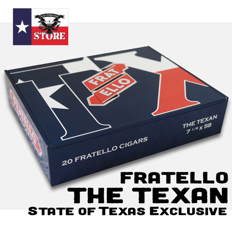 Fratello THE TEXAN *TX Exclusive*