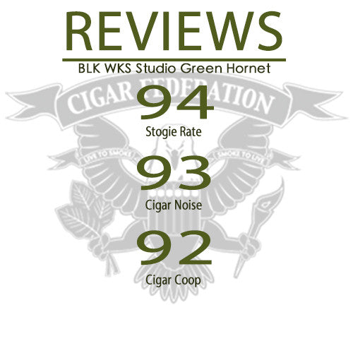 BLK WKS Studio Green Hornet Reviews