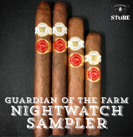 Guardian of the Farm NIGHTWATCH Sampler
