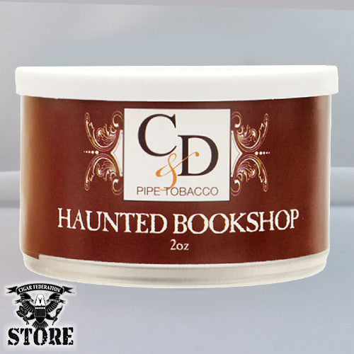 Cornell & Diehl Haunted Bookshop