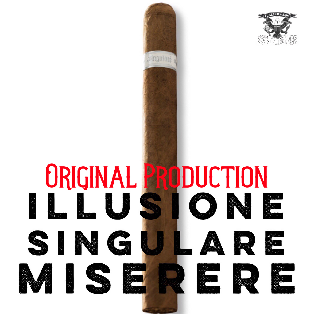 Illusione Singulare 2015 Miserere