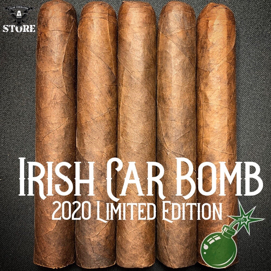 IRISH CAR BOMB 5 Year Anniversary Edition