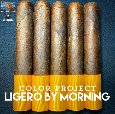 LIGERO BY MORNING