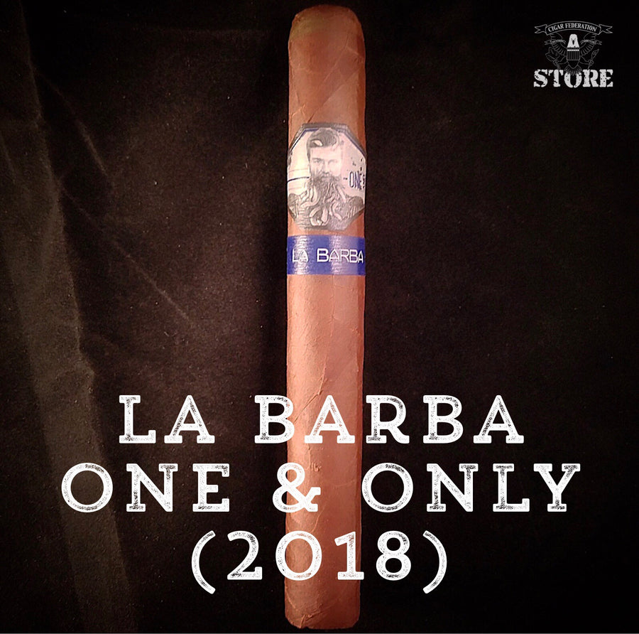 La Barba One & Only 2 (2018)
