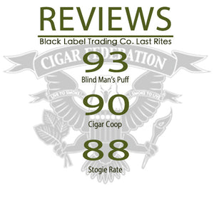 Black Label Trading Company Last Rites Reviews