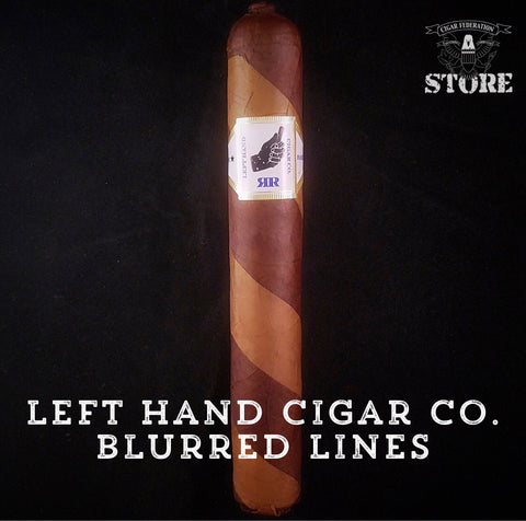 Left Hand Cigar Co. Blurred Lines / Lefthander