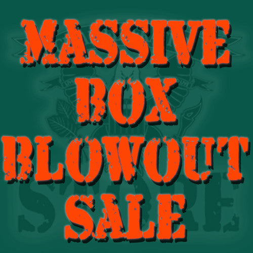 Massive Box Blowout Sale