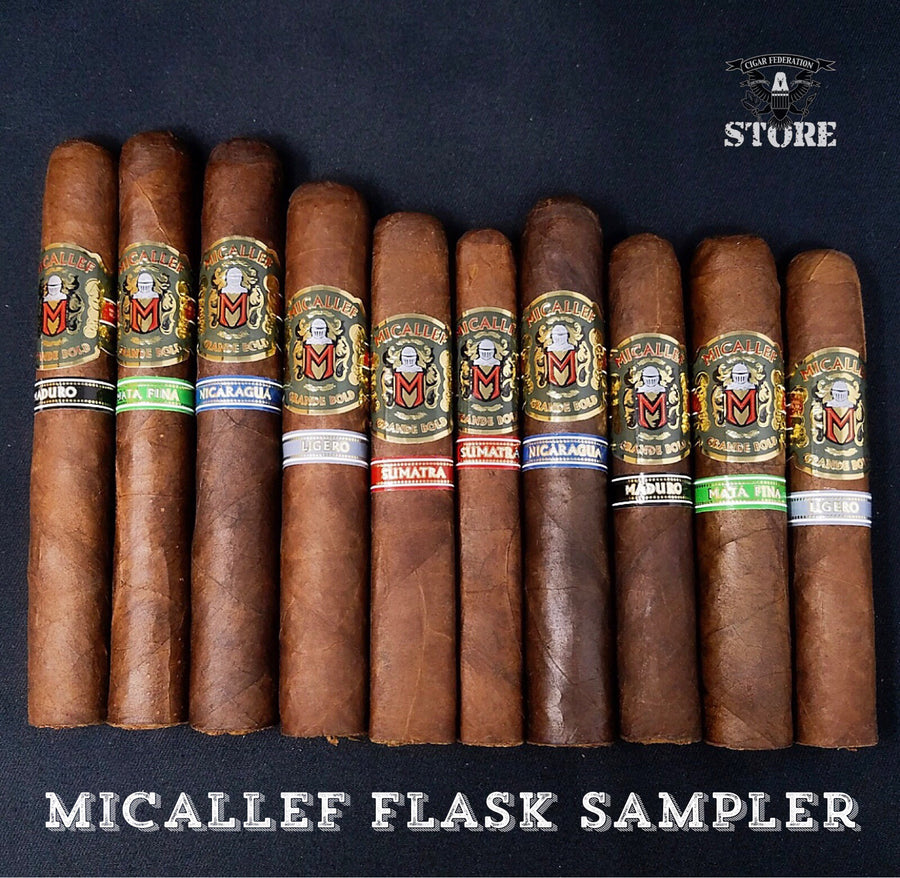 Micallef FLASK Sampler