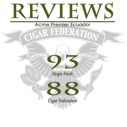 Acme Premier Ecuador Reviews