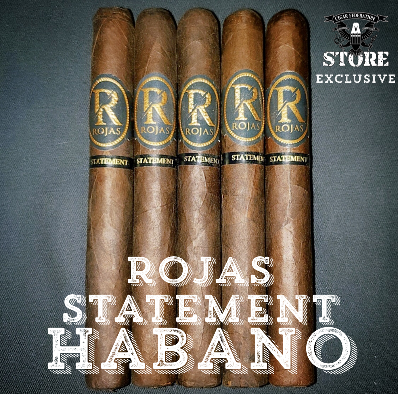 Rojas Statement HABANO *CigFed Exclusive*