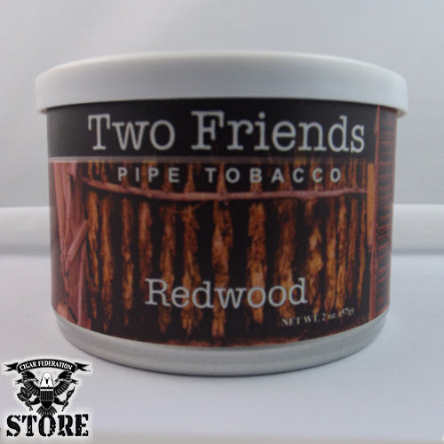 Two Friends Redwood