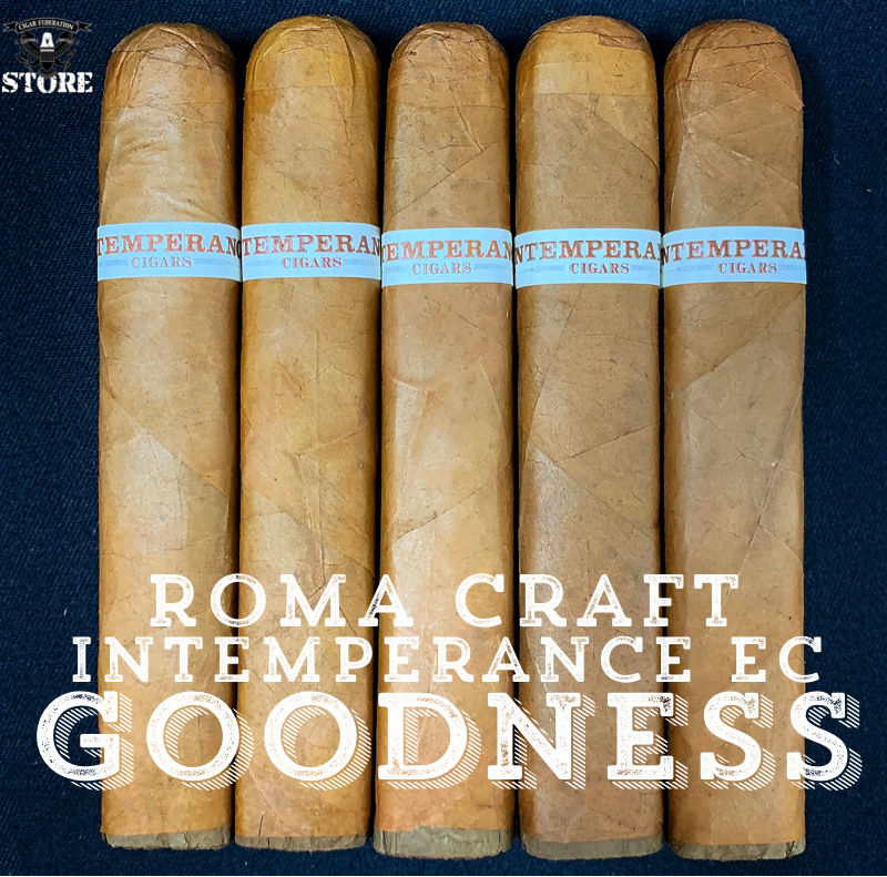 RoMa Craft Intemperance EC XVIII - Limited Production