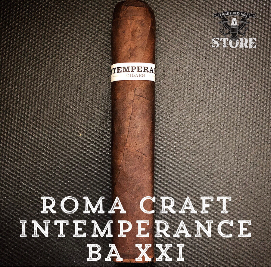 Roma Craft Intemperance BA XXI - Brazil Arapiraca