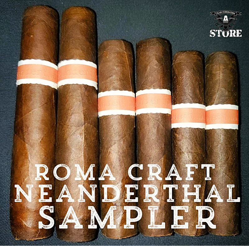 RoMa Craft Neanderthal Sampler