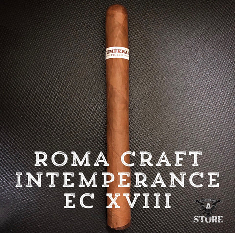 Roma Craft Intemperance EC XVIII - Ecuador Connecticut