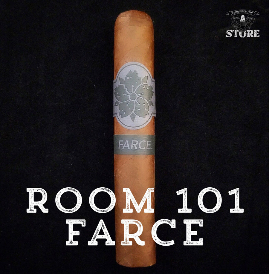 Room 101 FARCE (Connecticut/Habano)