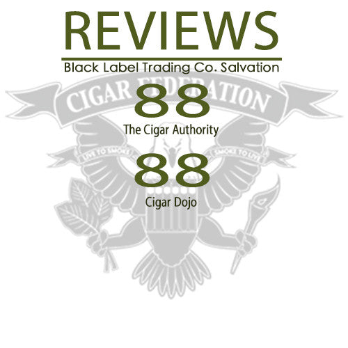 Black Label Trading Company Salvation Reviews