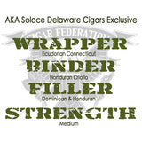 AKA Solace Delaware Cigars Exclusive WBFS