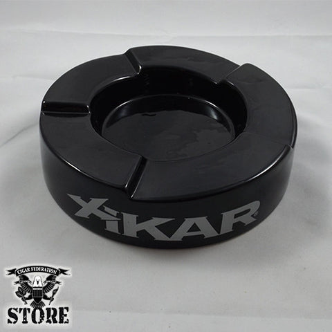 Xikar Stairstep Ashtray Black