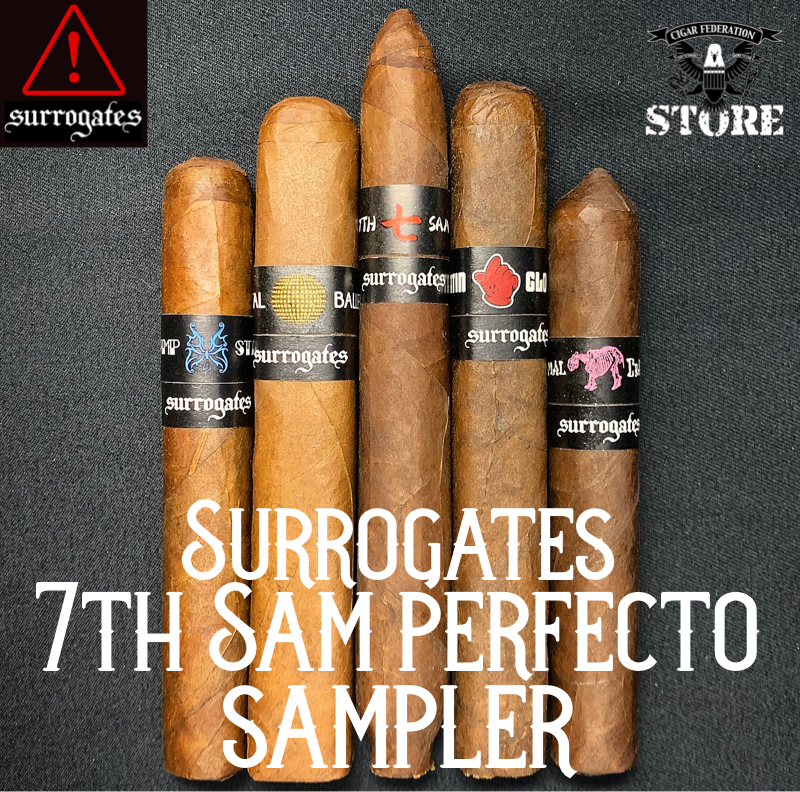 Surrogates 7th SAM Sampler