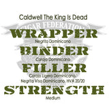 Caldwell The King is Dead WBFS