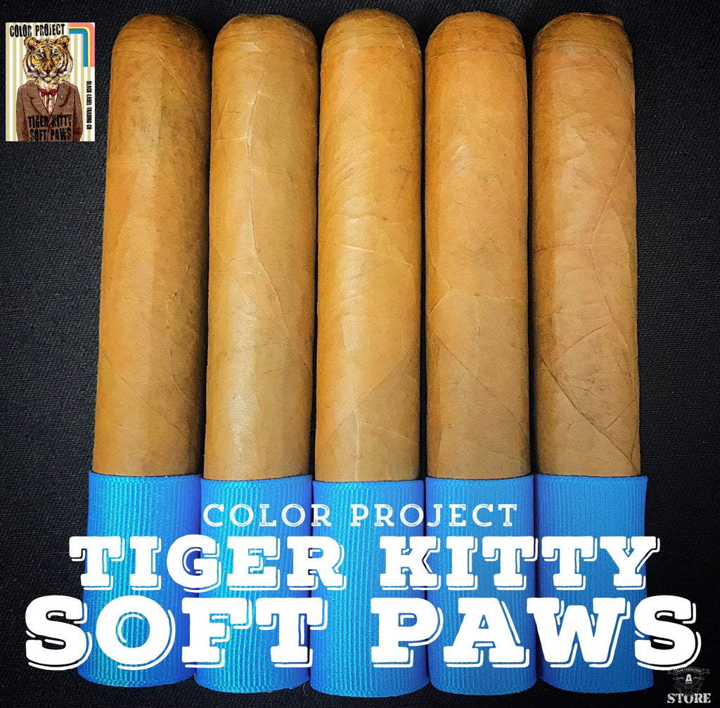 Tiger Kitty Soft Paws