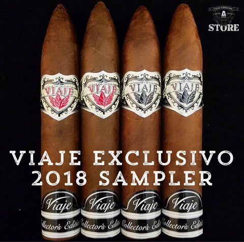 Viaje Exclusivo Collector's Edition 2018 Sampler