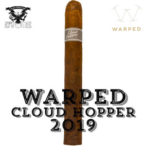Warped CLOUD HOPPER 2019