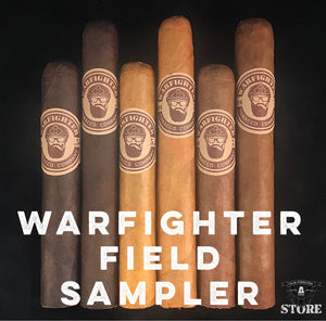 Warfighter 6 Pack Field Sampler
