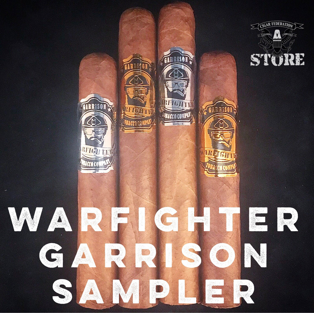 Warfighter Garrison Sampler