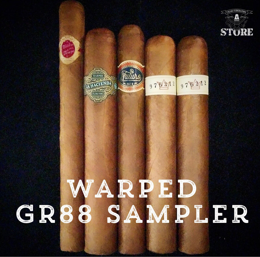 Warped GR88 Sampler